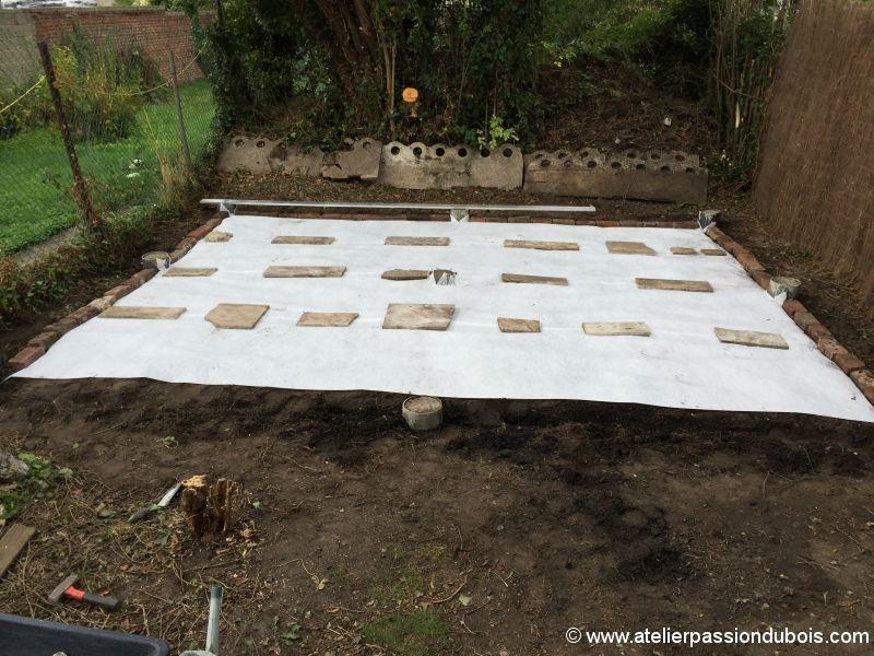 Construction d'un atelier en ossature bois et son aménagement IMG_7188