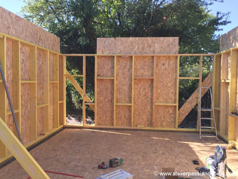 Construction d'un atelier en ossature bois et son aménagement - Page 2 IMG_7338