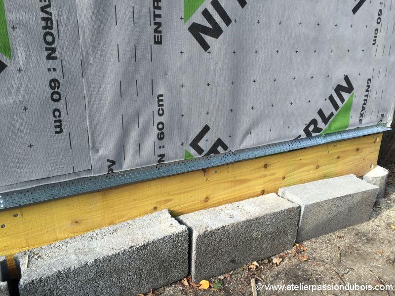 Construction Dun Atelier Partie 7 Bardage Extérieur