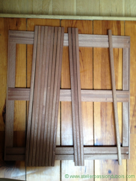 clayette en bois