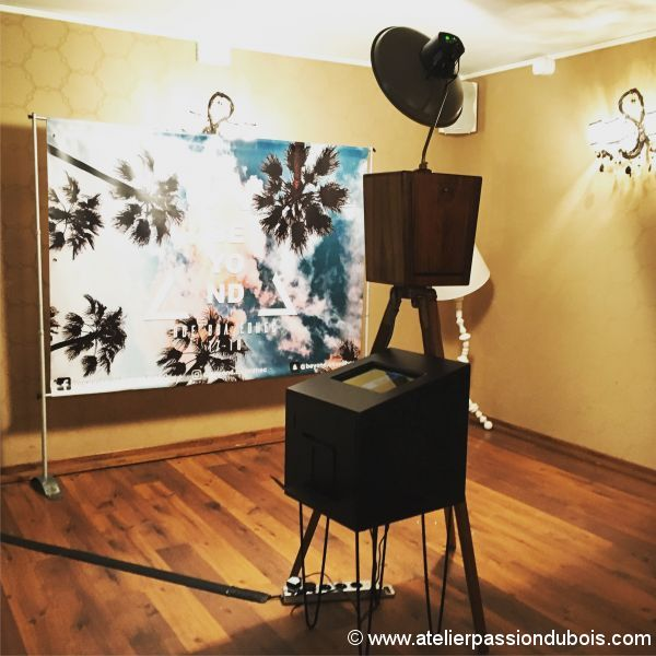 borne photobooth