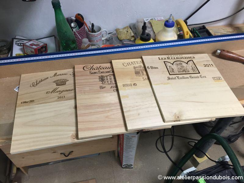 vaisselier bois palette