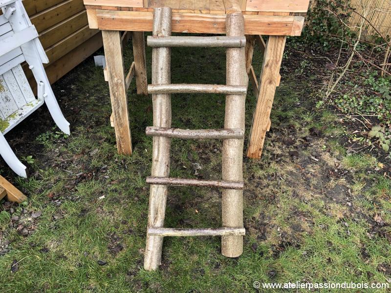 maisonnette en bois pour enfants