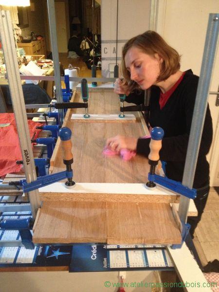 assembler un meuble en bois
