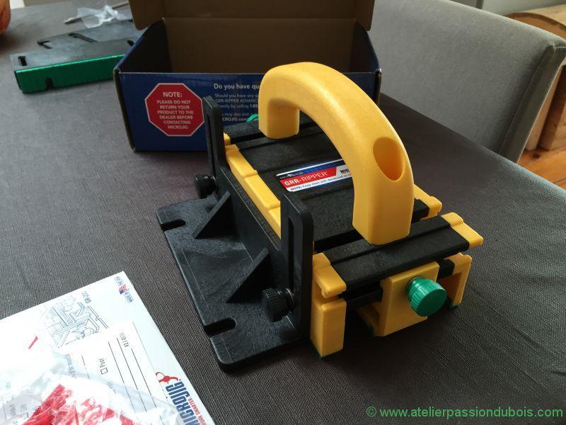 micro jig GRR-RIPPER GR200