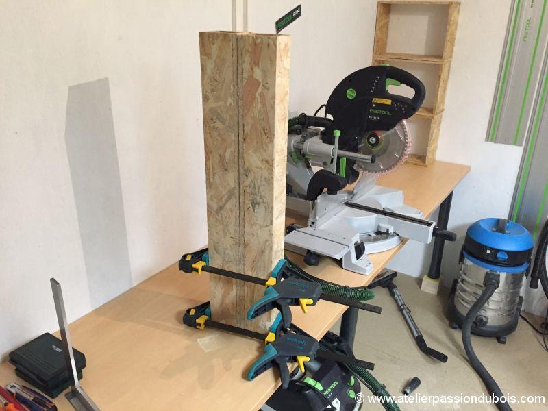 rangement atelier bois