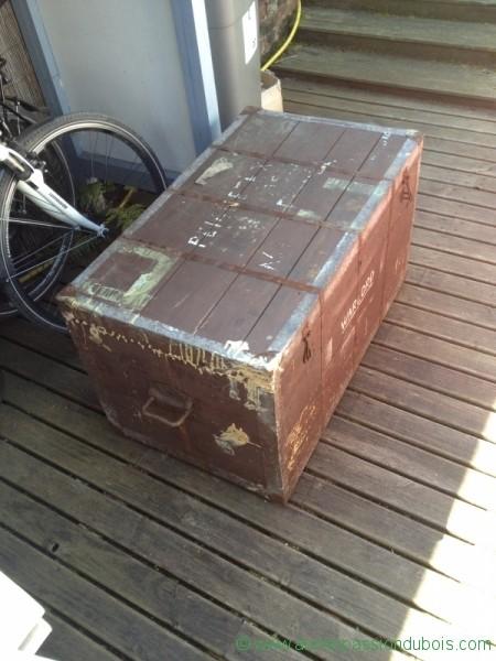Restaurer une caisse en bois - Caisse en bois leroy merlin ...