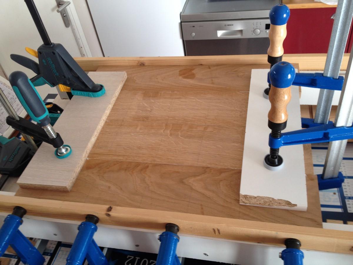 Assemblage lamelles atelier passion du bois for Assemblage de meuble en bois