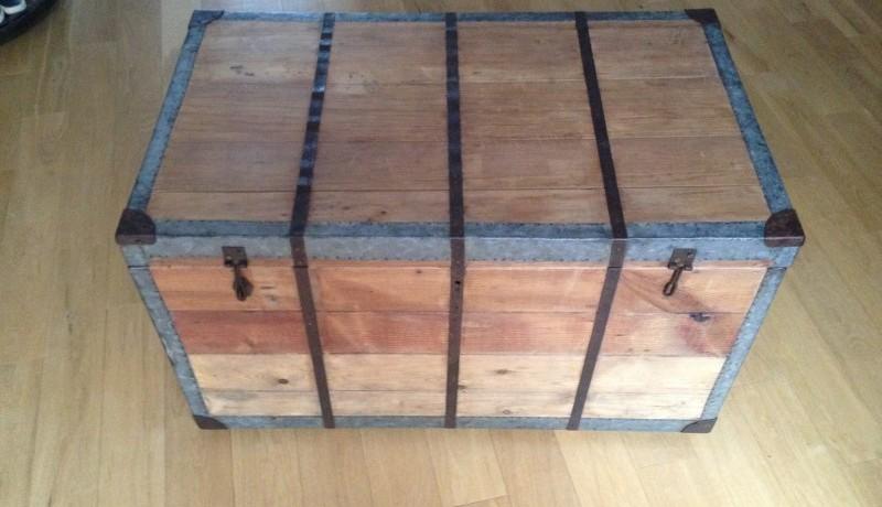 Atelier passion du bois cr ation meubles en bois et m tal restauration d - Restauration d une table en bois ...