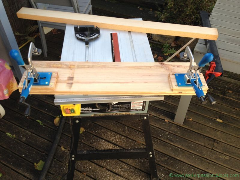 degauchir scie sous table atelier passion du bois. Black Bedroom Furniture Sets. Home Design Ideas
