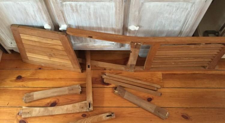 Chaise Reparation Atelier Passion Bois Du LzpSqUMVG