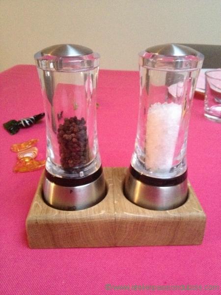 support bois sel poivre